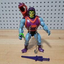 1985 He-man Masters Of The Universe Dragon Blaster Skeletor Action Figure