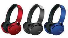 Sony MDR-XB650BT EXTRA BASS Bluetooth® Headphones - Black/Blue/Red