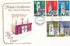 08538 FIN DE STOCKS GB Cotswold PREMIER JOUR Village Eglises Londres WC 21 Juin