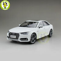 1/18 Audi A4L A4 Diecast Metal Car Model Toy Boy Girl Gift Collection White