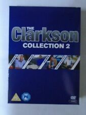 Clarkson Collection 2 (DVD, 2011, 4-Disc Set, Box Set), VG BB1/BB3