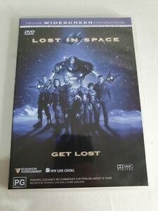 Lost In Space (DVD, 1999) VGC FREE POST