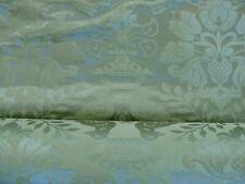 By Yard Scalamandre Old World Weavers Love Bird Mint Green Msrp$484/Y