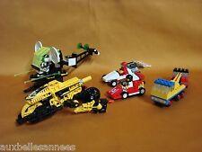 LOTTO LEGO rif. 651 / 1890 / 6509 / 6878 / 8514 / TECHNIC SYSTEM GIOCATTOLO