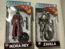 Destiny 2 Zavala and Ikora Rey McFarlane Toys 7 Inch Action Figures NO CODE