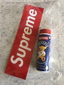 Supreme Pustefix Bubbles - Brand New - SS21