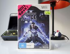 STAR WARS: THE FORCE UNLEASHED II - NINTENDO WII | COMPLETE
