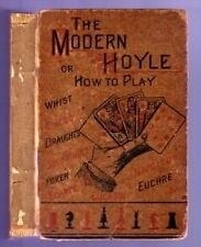 The Modern Hoyle or How To Play, Hoffmann, Professor  (additional Sections by)