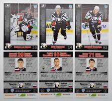 2010-11 KHL Traktor Chelyabinsk Pick a Player Card