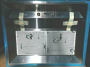 "Viking 30"" Designer Series Wall Hood DTWN3048SS, NEW OPEN BOX"