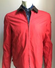 Todd Snyder Jacket, Lightweight, Medium, Autumn Red, Exc Condition