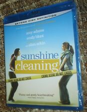 Sunshine Cleaning (Blu-ray Disc, 2009),NEW & SEALED,WIDESCREEN,WITH EMILY BLUNT