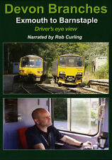 Devon Branches: Exmouth to Barnstaple - Driver's Eye View  *DVD