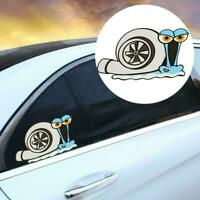 Funny Turbo Snail Decal Car Styling Bumper Window Wall HOT Decor Stickers H Z7T0
