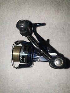 Shimano DL2500FA Baitrunner.