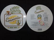 CD JOHNNY WINTER / COMMANDER /