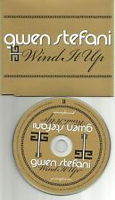 No doubt GWEN STEFANI Wind it up EUROPE Made PROMO DJ CD Single 2006 USA seller