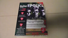 G vox Guitar Song Book The Police (PC/Mac, 1998) Factory Sealed