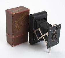 KODAK VEST POCKET AUTOGRAPHIC SPECIAL 84/6.9 K.A. (HAZE, DUST), BOXED/cks/200748