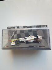 1/43 FORMULE 1 BRAWN GP 01 2009 Jenson Button