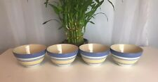 Pfaltzgraff Thailand Set Of 4 Cereal Soup Bowls