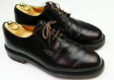 souliers chaussures marron derbies MAc Gill & Co t. 43 / 44 dark brown shoes 9