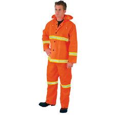 River City Classic 201 Series Protective Suit Orange Large 3 Piece Set Small