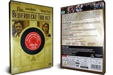 THE BEIDERBECKE TRILOGY the complete series. James Bolam. 6 discs. New DVD.