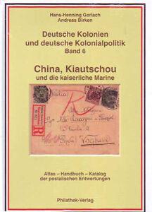 Deutsche Kolonien, Bd. 6 China, Kiautschou, Marine, neu