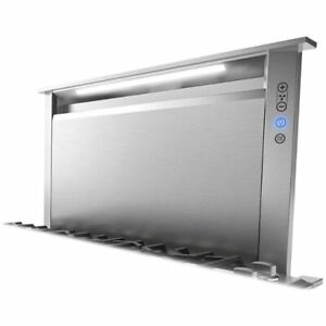 Viking VDD5360SS 36in 5 Series Pro Style Convertible Downdraft Hood MSRP $2039