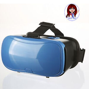 """Virtual Reality Headset for Samsung, iPhone & others up to 6"""" Screen BRAND NEW!"""