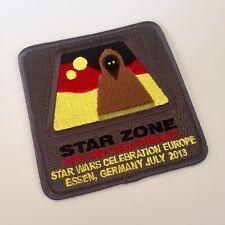 Star Wars Celebration Europe 2013 Germany Essen Jawa Patch