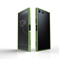 Bumper Frame Cover Case For Sony Xperia XZ Premium Slim Luxury Aluminum Metal