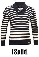 Gestreifte Herren-Pullover & -Strickware aus Baumwolle