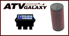 Yamaha Rhino 450 K&N KN Air filter + Dynatek CDI Box