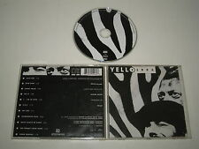 YELLO/ZEBRA(MERCURY/522 496-2)CD ALBUM