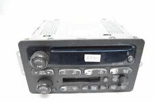 00 01 02 03 04 05 CHEVY CAVALIER IMPALA MALIBU RADIO CD CASSETTE PLAYER