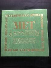 Metropolitan Opera Historic Broadcast recording March 10, 1963