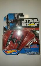 STAR WARS HOT WHEELS FIRST ORDER TIE FIGHTER FORCE AWAKENS