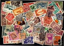 MAROC STAMP : COLLECTION 200 TIMBRES NEUFS ET OBLITERES DIFFERENTS