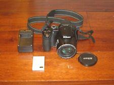 Nikon COOLPIX P100 10.3MP 26x Optical Zoom Digital Camera
