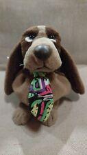 Hush Puppies Plush Beanie Funky Necktie Htf