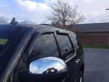 Chevrolet Tahoe-GMC Yukon Window Vent Deflector Rain Visor 2007-2014 JSP 218094
