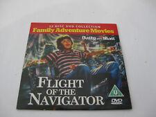 Flight of the Navigator. Joey Cramer. 86 mins promo dvd