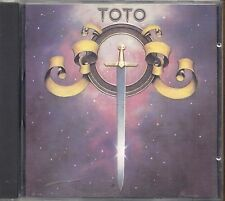 TOTO - Omonimo - CBS 1978 CD USATO BUONE CONDIZIONI