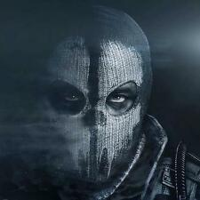 Call of Duty CoD 10 Ghost Balaclava Motorcycle Skull Airsoft CS Costume Mask