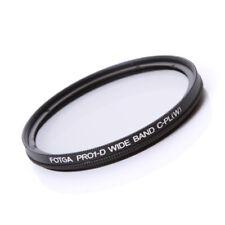 FOTGA Pro1-D Super Slim Pro CPL Circular Polarizing PL Lens Filter 46mm