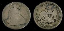 1858-O USA Half Dollar Seated Liberty G-4