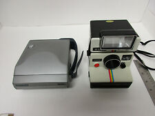 Set Classic Polaroid Instant Kameras 1200i & One Step Q-Light (42617)