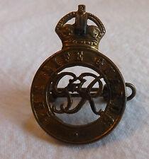 Original Military WW/1/2 1st & 2nd life Guards Regiment Cap Badge (3027)